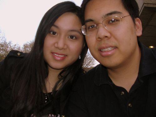 Me and Greg
